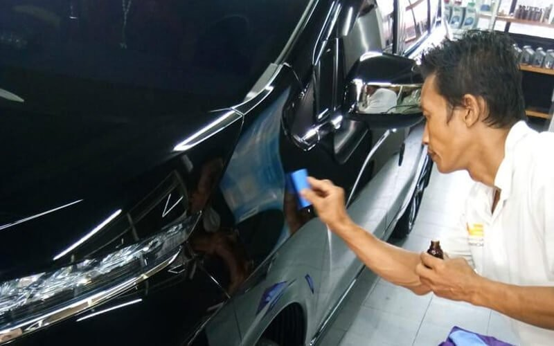 1x Cuci Polish by Hand Manual + 1x Wax VIP