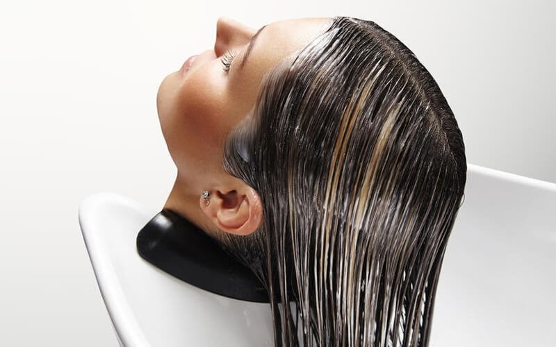 Hair Spa by Loreal + Back Massage + Serum + Steam + Hair Wash & Tonic + Blow Dry