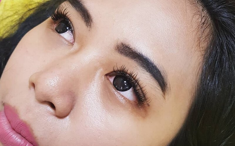 Volume Eyelash Extension + Serum + Brush + Hydrogel Eyepatch