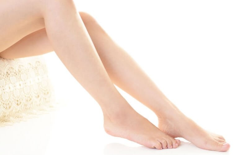 1x Full Leg Waxing - Available for Home Service