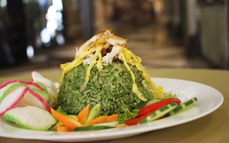 Nasi Goreng Bonek - Dine In