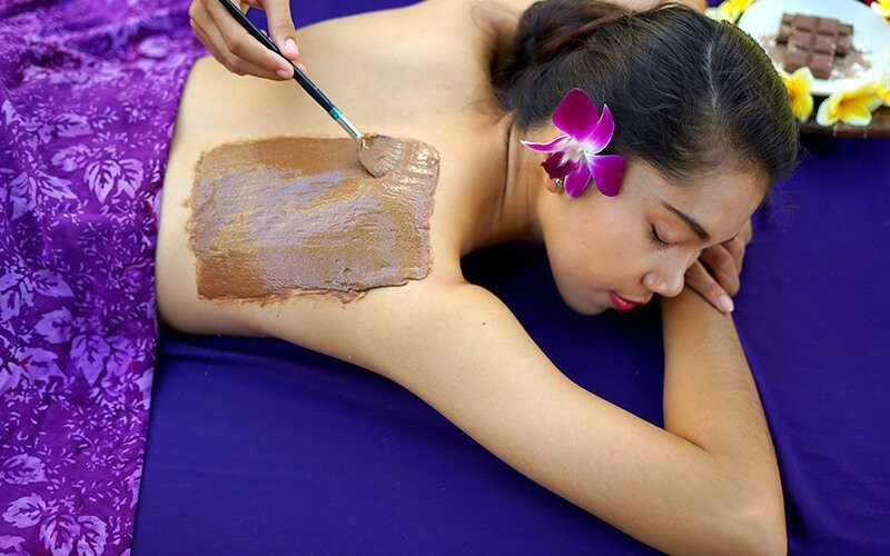 Sensation Chocolate Stone Massage 120 Minutes