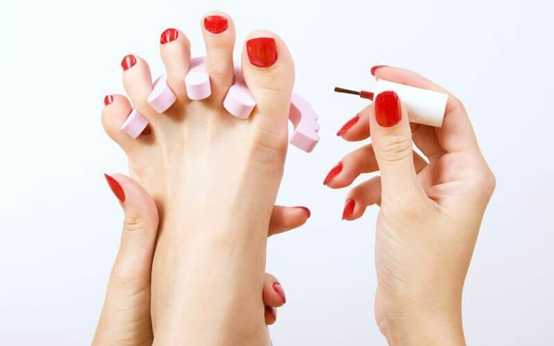 1x Express Gel + Manicure + Pedicure