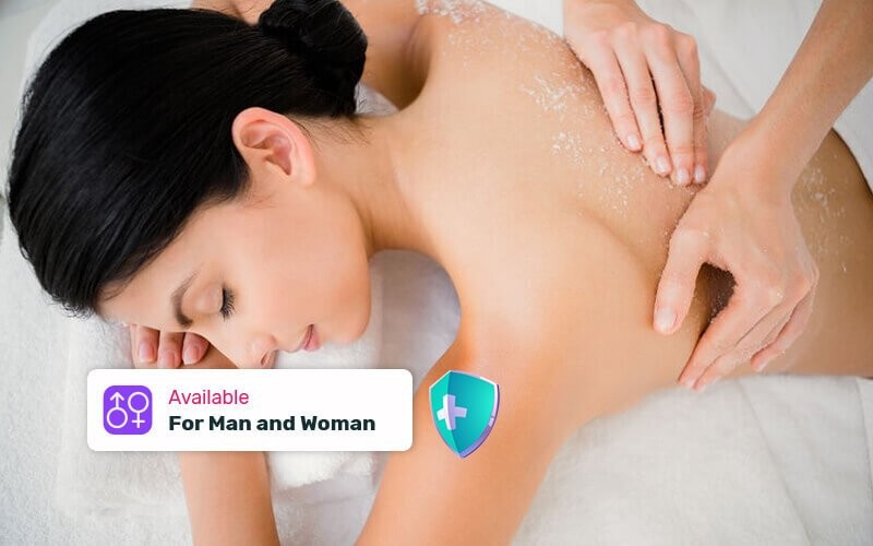 [Home Service - BDG] Package: Full Body Massage + Scrub + Boreh (150 menit) + Include Transport Fee