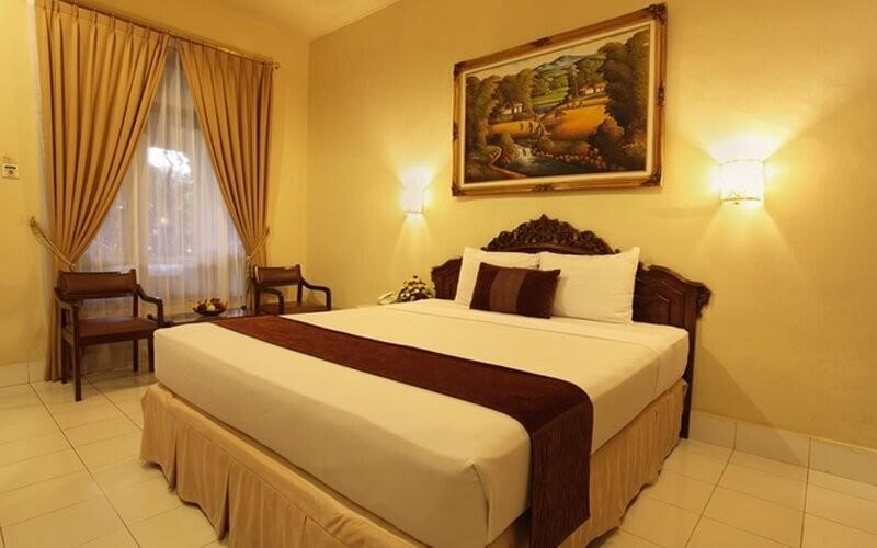 [Sunday - Wednesday] Yogyakarta: 2D1N in Deluxe Room (Room Only) + 1x Evening Tea