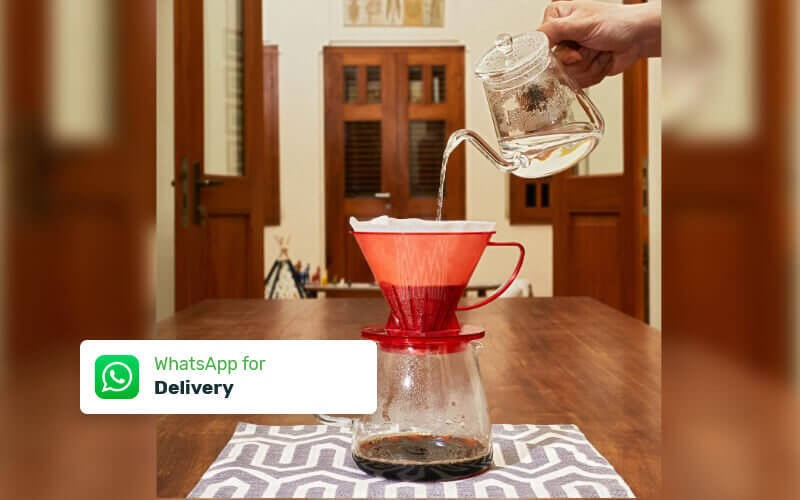 Paket Manual Brew - Delivery