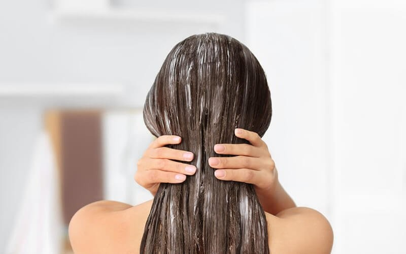 1x Creambath + Back & Hand Massage & Mask + Hair Tonic + Hair Wash & Blow Dry