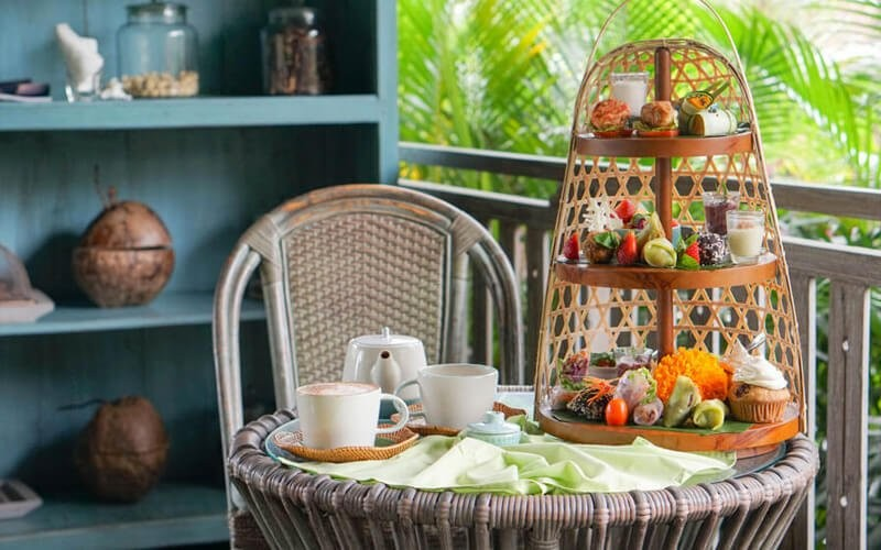 Heavenly High Tea for 2 Persons