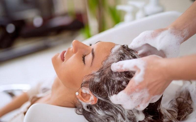 1x Hair Creambath + Back Massage + Hand Massage + Hair Wash + Hair Blow