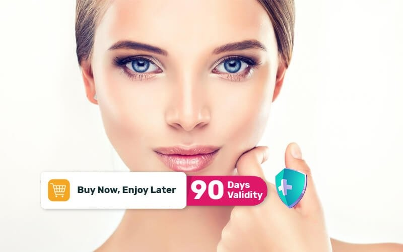 1x Anti Aging Face Massage with Rosehip Oil + Face Massage + Collagen Mask (60 Menit)