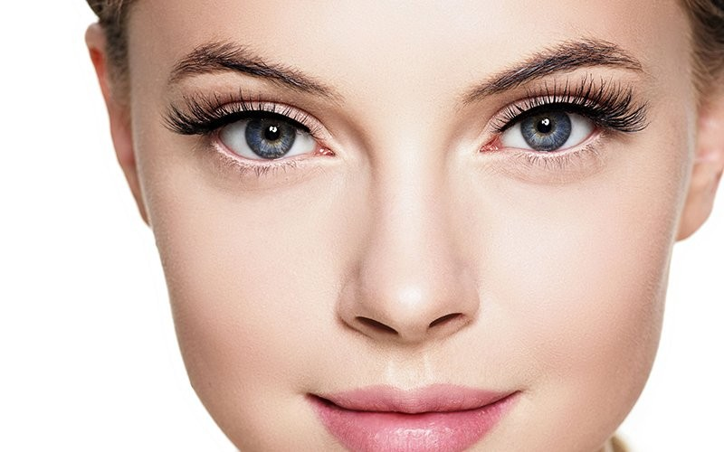 1x Classic Double Natural Eyelash Extension + Free Eyelash Brush - Available Home Service Only