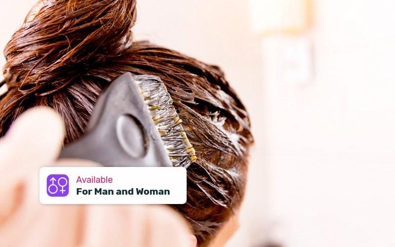 1x Hair Fashion Coloring (Short Hair)