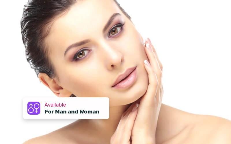 1x Facial Nano / Whitening