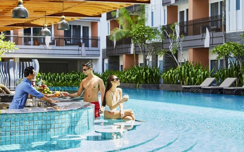 Day Pass Pool Package for 2 Persons