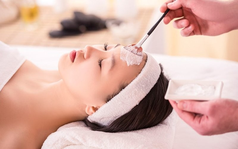 1x Facial Wajah Kusam - Available for Home Service