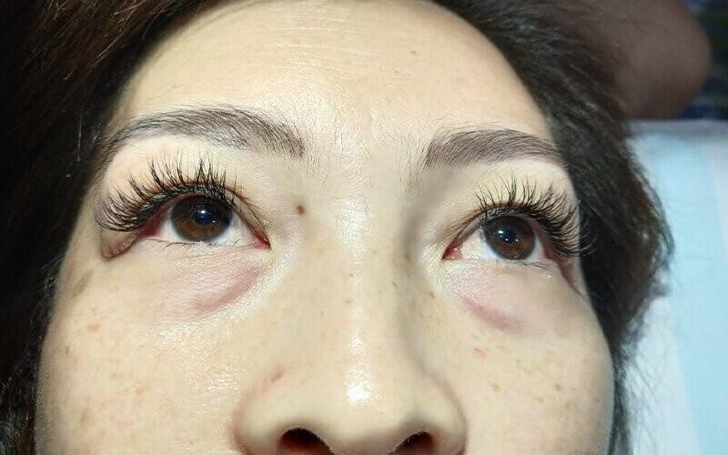1x Eyelash Natural