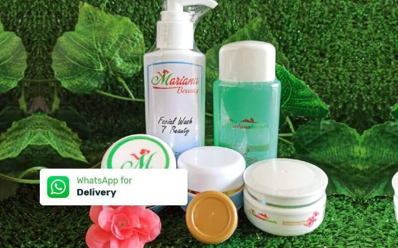 Paket Skin Care Complete (Jerawat Sedang - Berat) + Free Konsultasi Dokter - Delivery
