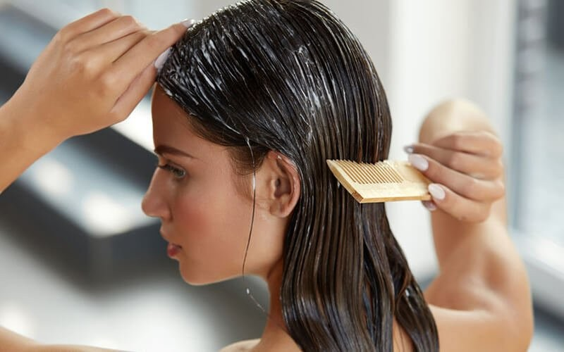 1x Hair Creambath + Hair Wash + Blow Dry Standard - Available for Home Service