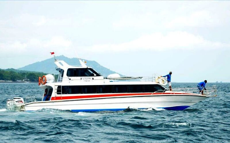 Ticket Fast Boat One Way Sanur - Lembongan (Domestic)