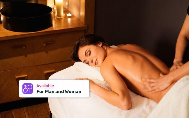 1x Body Massage + Body Scrub + Body Mask / Ratus + Body Steam (120 Minutes)