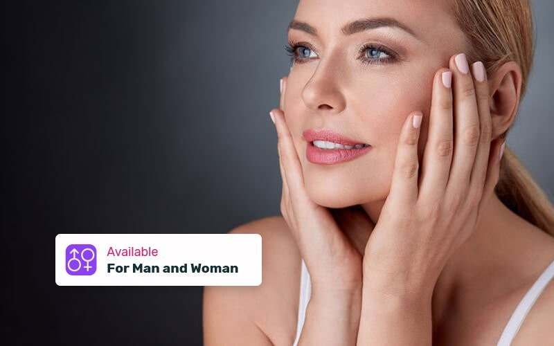 1x Permanent Face Mesotherapy Treatment (V-Shape / Double Chin) + Konsultasi Dokter