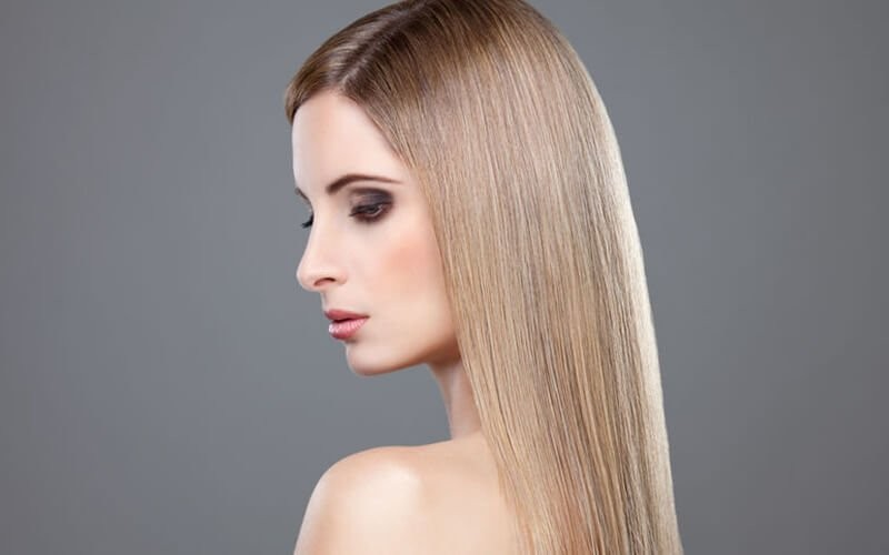 1x Smoothing Collagen by Matrix (Short to Medium Hair) + Hair Wash + Blow Dry + Free Konsultasi - Available by Appointment