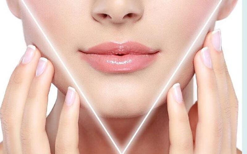 1x Slimming Therapy for Face & Neck: Korean Facial + Vshape Treatment (RF Face & Neck) + Scrub + Face Mask