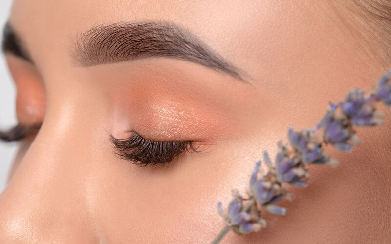 1x Natural Premium Eyelash Extension - Available for Home Service