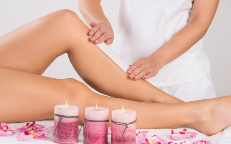 1x Half Leg Waxing - Available for Home Service
