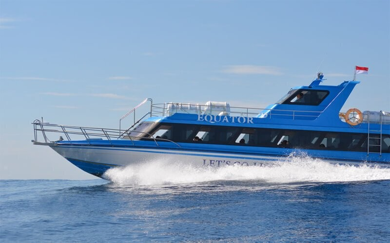 Tanjung Benoa: Boat Transfer Only - One Way for 1 Person