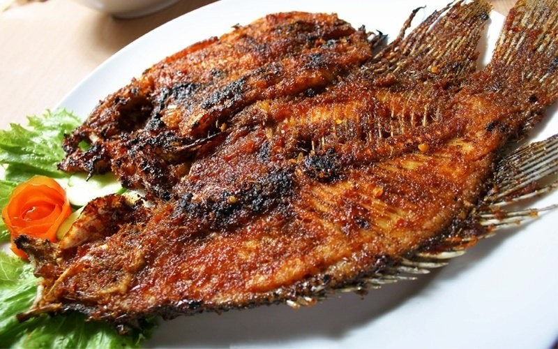 Paket Makan Seafood A