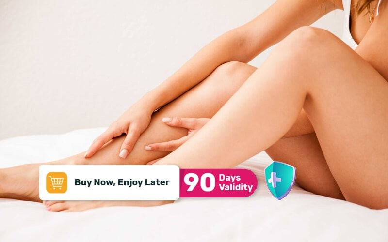 1x IPL Hair Removal for Whole Legs / Whole Arms - Available by Appointment