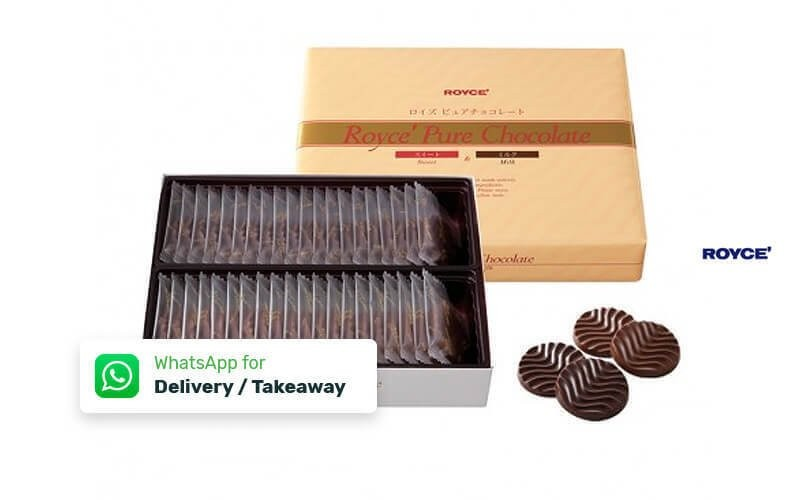 Pure Chocolate Sweet & Milk - Delivery & Take Away