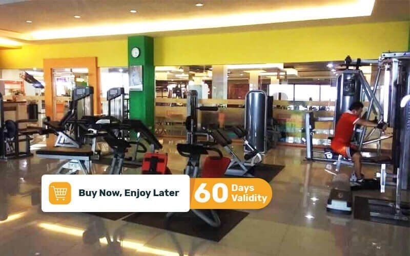 [Metro Indah Mall] Unlimited Visit for Gym and All Class (1 Month + Member Fee)