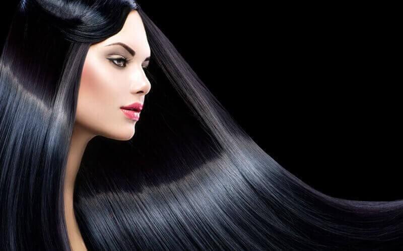 1x Semir Black Medium Hair (Women Only)