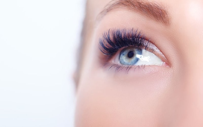 1x Russian Double Natural Eyelash Extension + Free Eyelash Brush - Available Home Service Only
