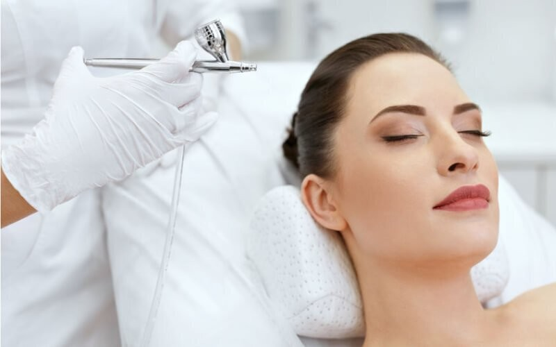 1x 3 in 1 Oi Glow Face (CDR + IPL Rejuvenation +Oxy)