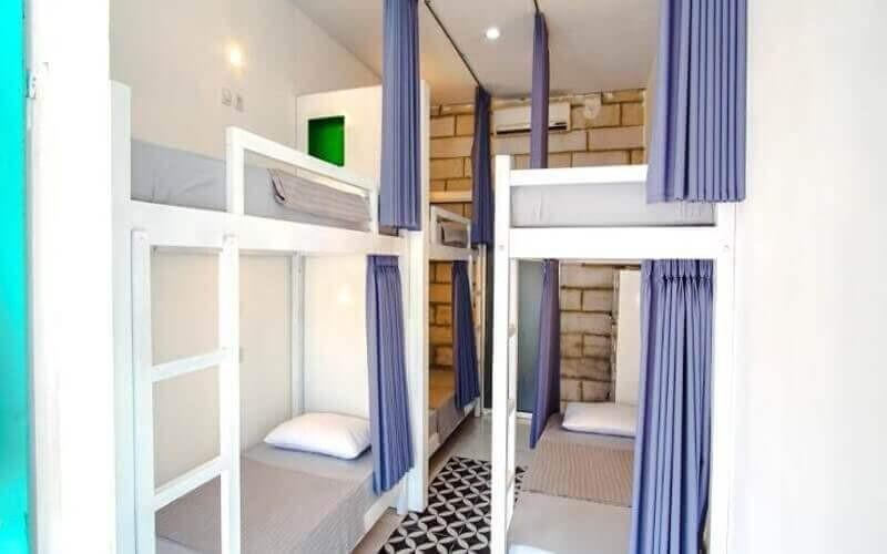 Yogyakarta: 2D1N in Dormitory Room Per 1 Bed + Breakfast