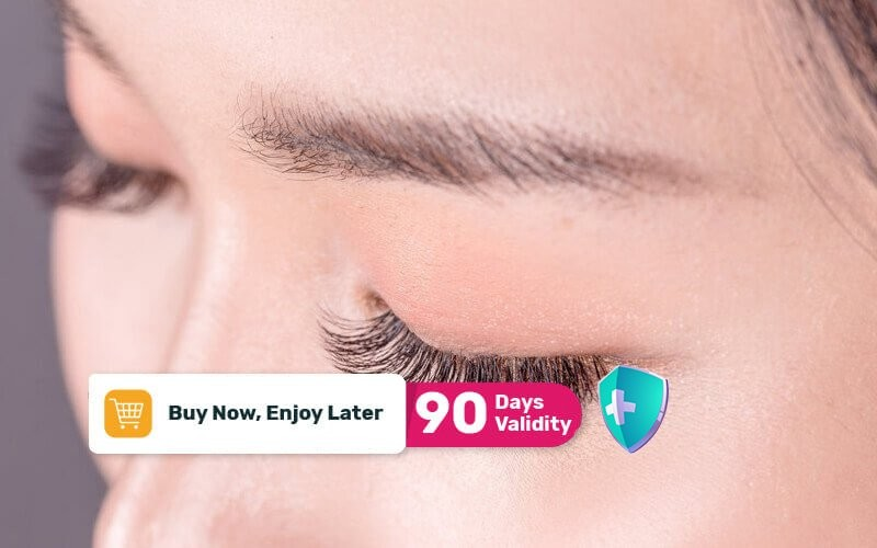 1x Keratin Lash Lift - Available by Appointment