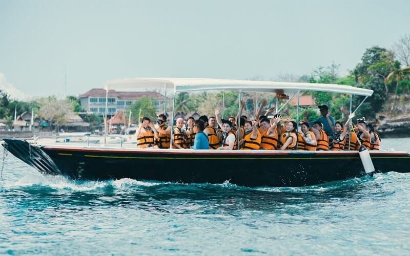 One Night Stay Package Lembongan Adventure