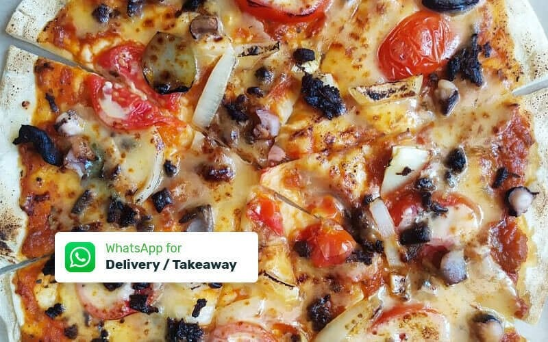 Buy 1 Large Pizza Get 1 Medium Pizza All Variant - Take Away