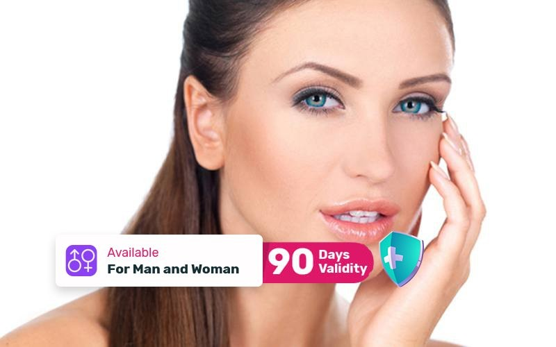 1x RF + Face Massage + Messo v Face + Anti Aging Mask