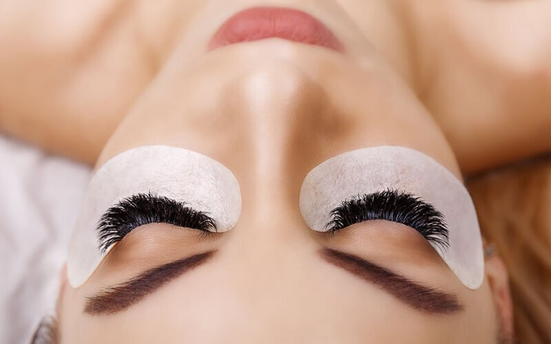 1x SuperCetar Eyelash Extension - Available for Home Service