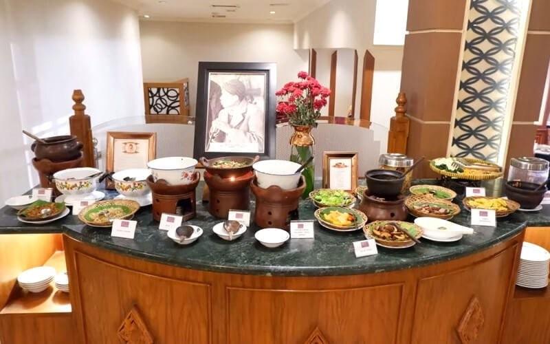 Buffet Breakfast All You Can Eat Soedirman Corner