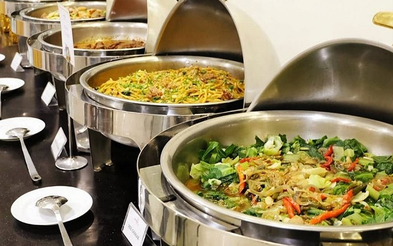 All You Can Eat Mini Buffet for 10 Persons - Dine in