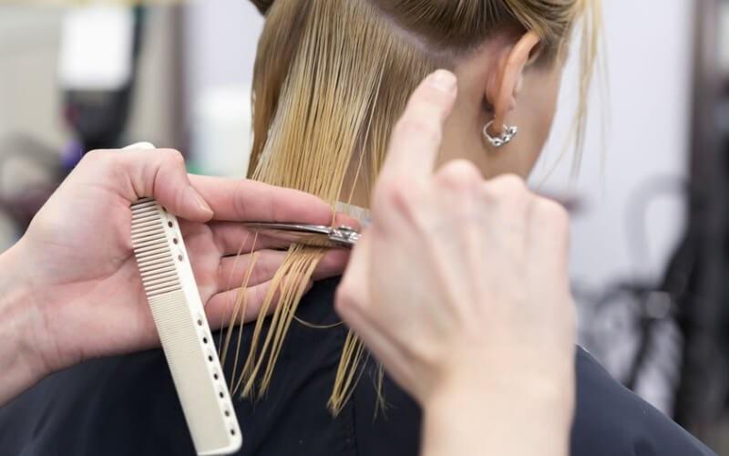 1x Hair Cut + Creambath + Wash + Blow Dry