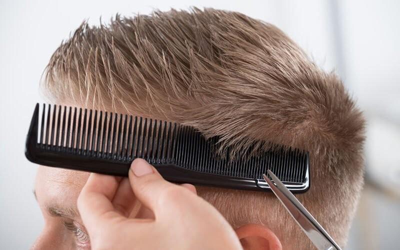 1x Hair Mask / Creambath + Hair Wash + Head Massage + Hot Towel + Hair Style (for Man)