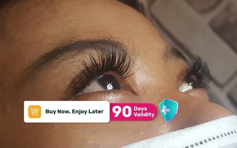 1x Eyelash Volume + Eyelash Brush