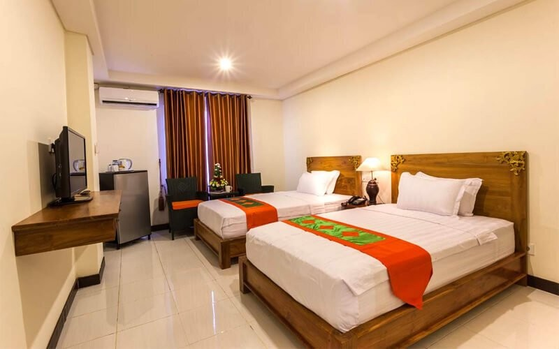 Denpasar: 4D3N in Superior Apartment + Breakfast