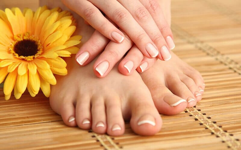 [Available by Appointment] 1x Pedicure + Nail Gel
